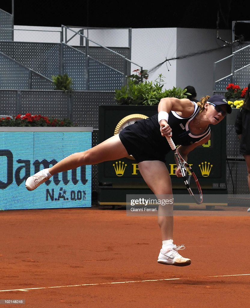 Samantha Stosur, AUS tennis in 'Mutua Madrilena Madrid Open' , 8th May 2010, in 'La Caja Magica'. Madrid, Spain.