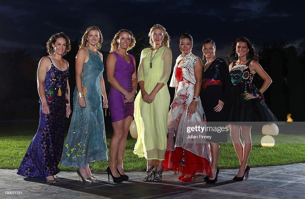 WTA Championships - Istanbul 2011 - Previews
