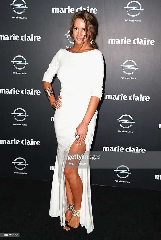 Samantha Wills arrives at the 2013 Prix de Marie Claire Awards at the Star on March 27, 2013 in Sydney, Australia.