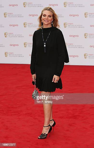 Samantha Womack attends the Arqiva British Academy Television Awards 2013 at the Royal Festival Hall on May 12 2013 in London England