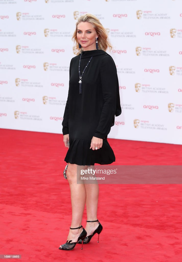 Samantha Womack attends the Arqiva British Academy Television Awards 2013 at the Royal Festival Hall on May 12, 2013 in London, England.