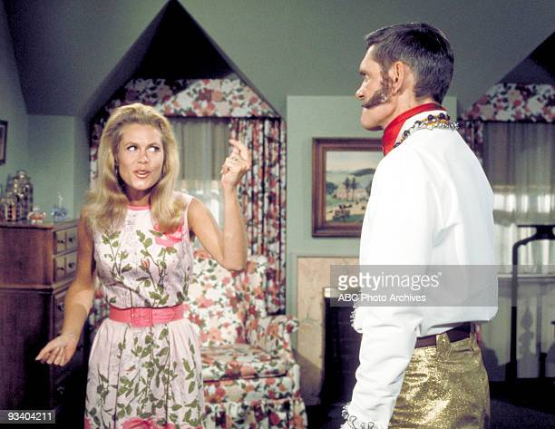 BEWITCHED 'Samantha's Good News' Season Five 4/10/69 Samantha told Darrin that she was having another baby