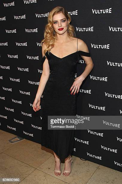 Samara Weaving attends the Vulture Awards Season Party at Sunset Tower Hotel on December 8 2016 in West Hollywood California