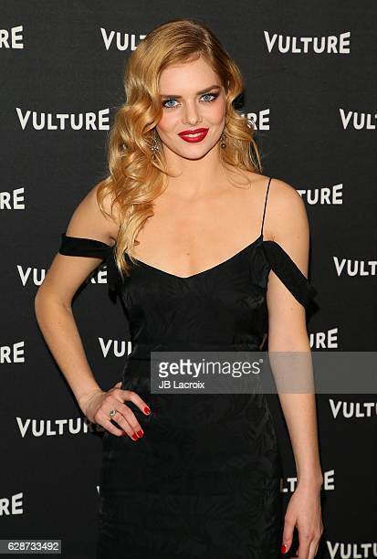 Samara Weaving attends the Vulture Awards Season Party on December 08 2016 in West Hollywood California
