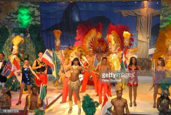 Sambashow rio de janeiro brasilien s damerika for Miroir night club rio de janeiro