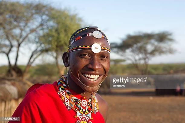 Guerrier de Samburu