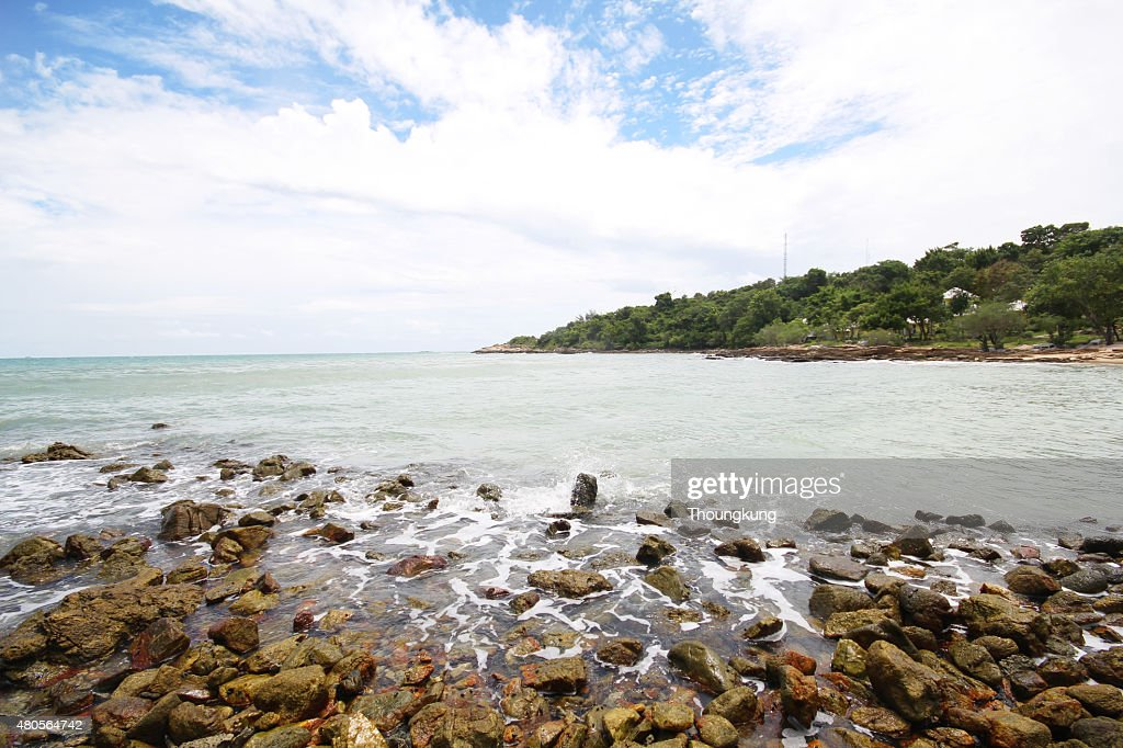 Samed island Koh Samed Rayong Thailand : Stock Photo