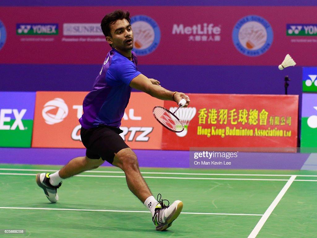 Yonex Hong Kong Open Badminton Championships 2016 Day 5 s