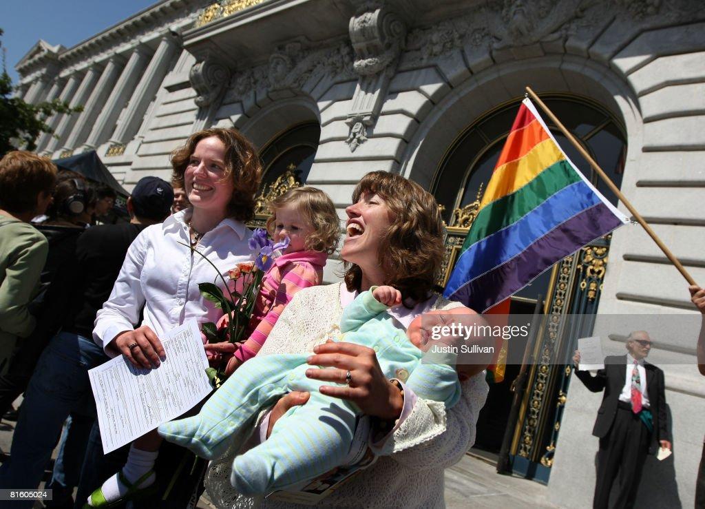 Gay marriage san francisco cum covered feet 6