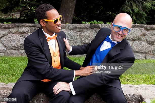 Same-Sex Marriage Couple