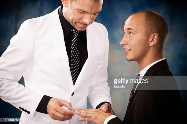 Gleichen Geschlechts Hochzeit