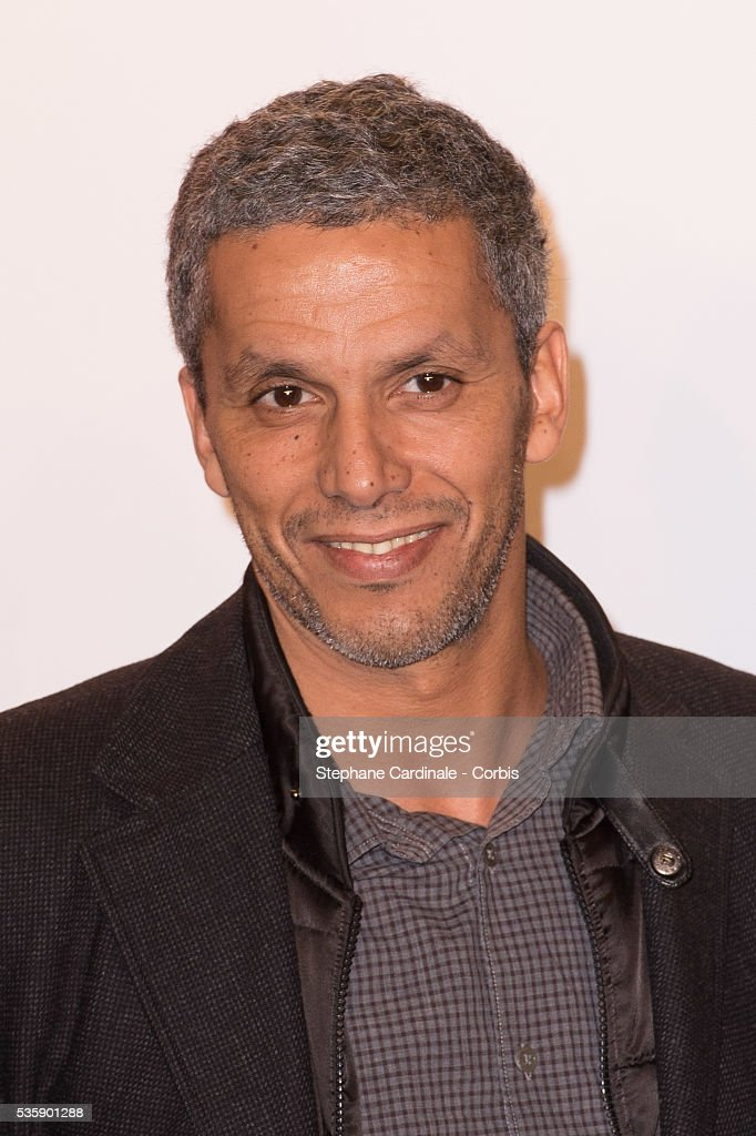 Sami Bouajila attends the Tribute to Jean Paul Belmondo and Opening Ceremony of the Fifth Lumiere Film Festival, in Lyon.