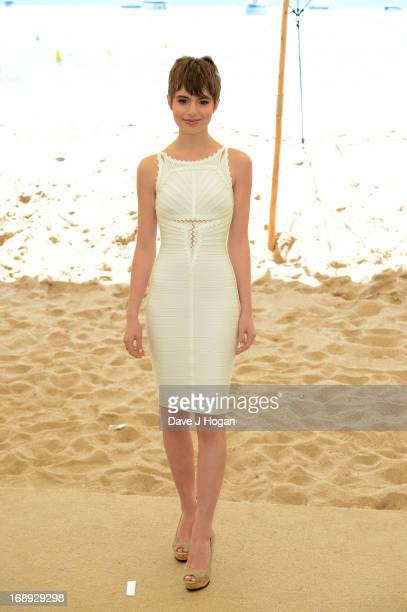 Sami Gayle attends 'Le Congres' photocall during the 66th Annual Cannes Film Festival on May 17 2013 in Cannes France