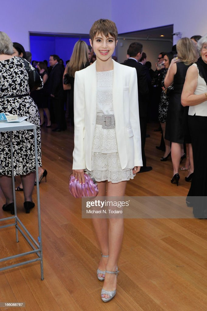 <a gi-track='captionPersonalityLinkClicked' href=/galleries/search?phrase=Sami+Gayle&family=editorial&specificpeople=5053940 ng-click='$event.stopPropagation()'>Sami Gayle</a> attends Omega At The Oceana Ball at Christie's on April 8, 2013 in New York City.