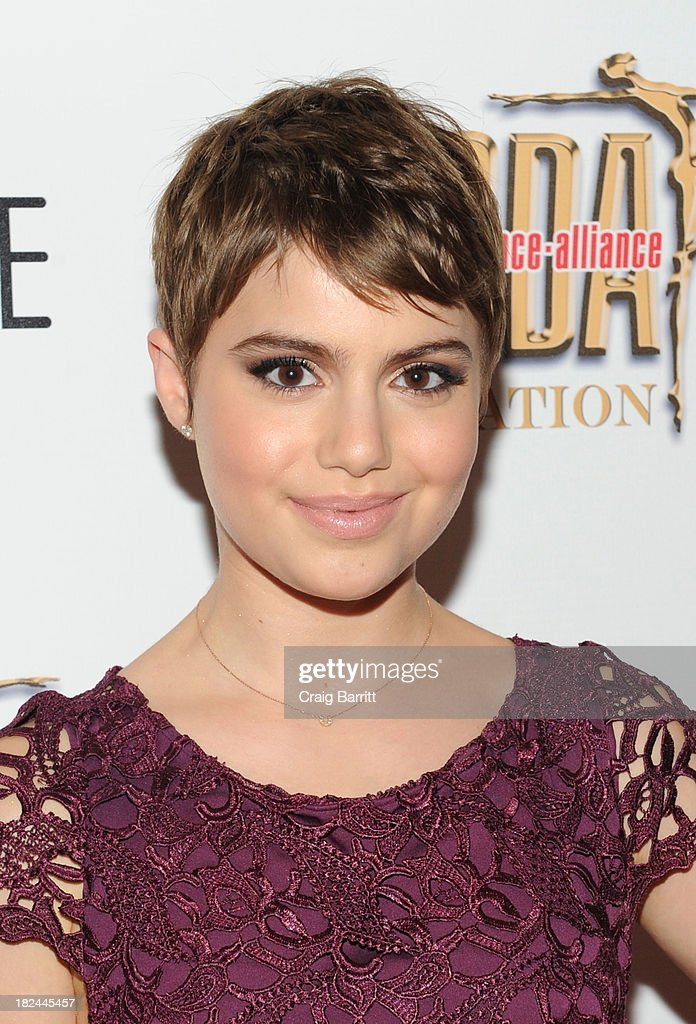<a gi-track='captionPersonalityLinkClicked' href=/galleries/search?phrase=Sami+Gayle&family=editorial&specificpeople=5053940 ng-click='$event.stopPropagation()'>Sami Gayle</a> attends the 2013 NYC Dance Alliance Foundation Gala at the NYU Skirball Center on September 29, 2013 in New York City.