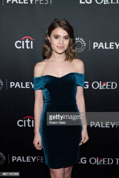 Sami Gayle attends the 'Blue Bloods' screening during PaleyFest NY 2017 at The Paley Center for Media on October 16 2017 in New York City