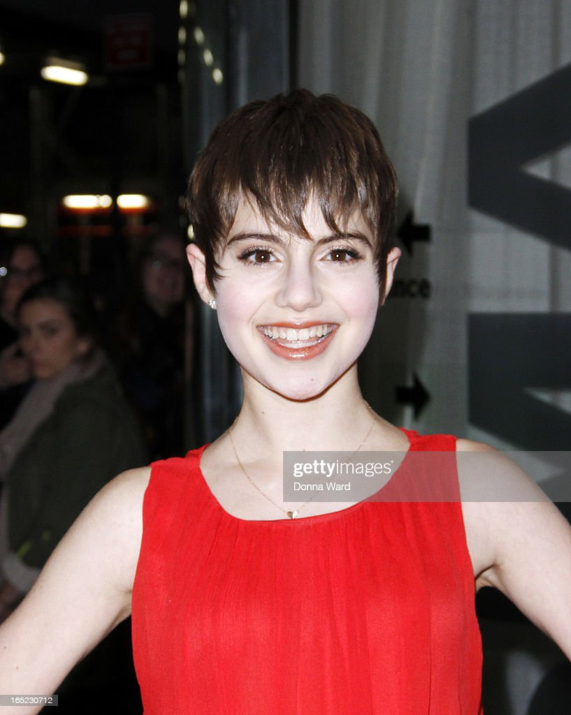 Sami Gayle attends 'The Company You Keep' New York Premiere at The Museum of Modern Art on April 1, 2013 in New York City.