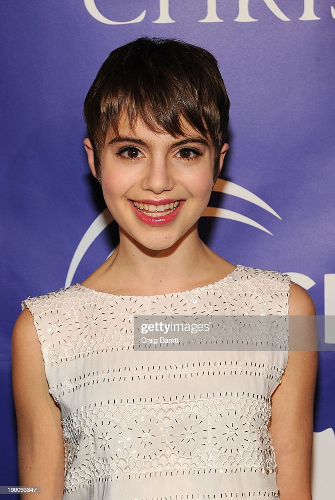 Sami Gayle attends The Inaugural Oceana Ball at Christie's on April 8, 2013 in New York City.