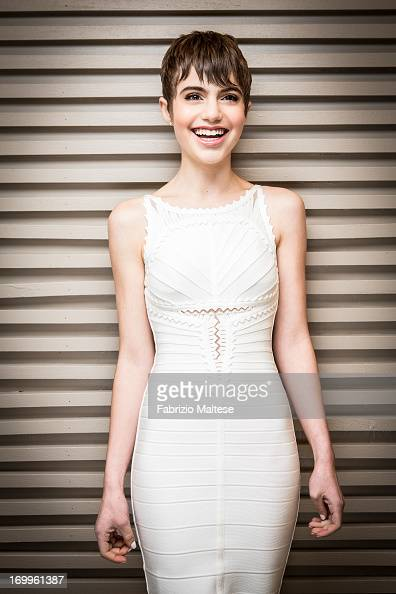 Sami Gayle is photographed for The Hollywood Reporter on May 20 2013 in Cannes France ON INTERNATIONAL EMBARGO UNTIL AUGUST 30 2013
