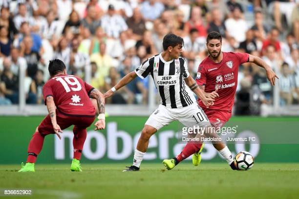 Sami Khedira during the Serie A match between Juventus and Cagliari Calcio at Allianz Stadium on August 19 2017 in Turin Italy