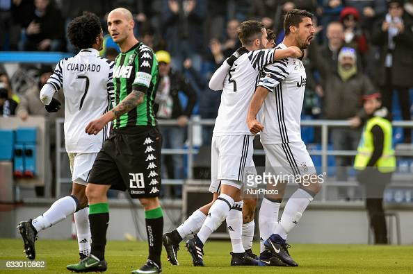 Sassuolo v Juventus - Serie A : News Photo