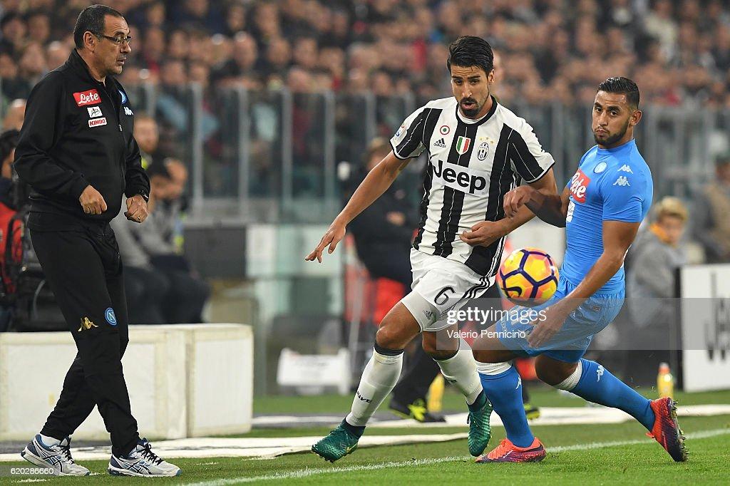 Juventus FC v SSC Napoli - Serie A