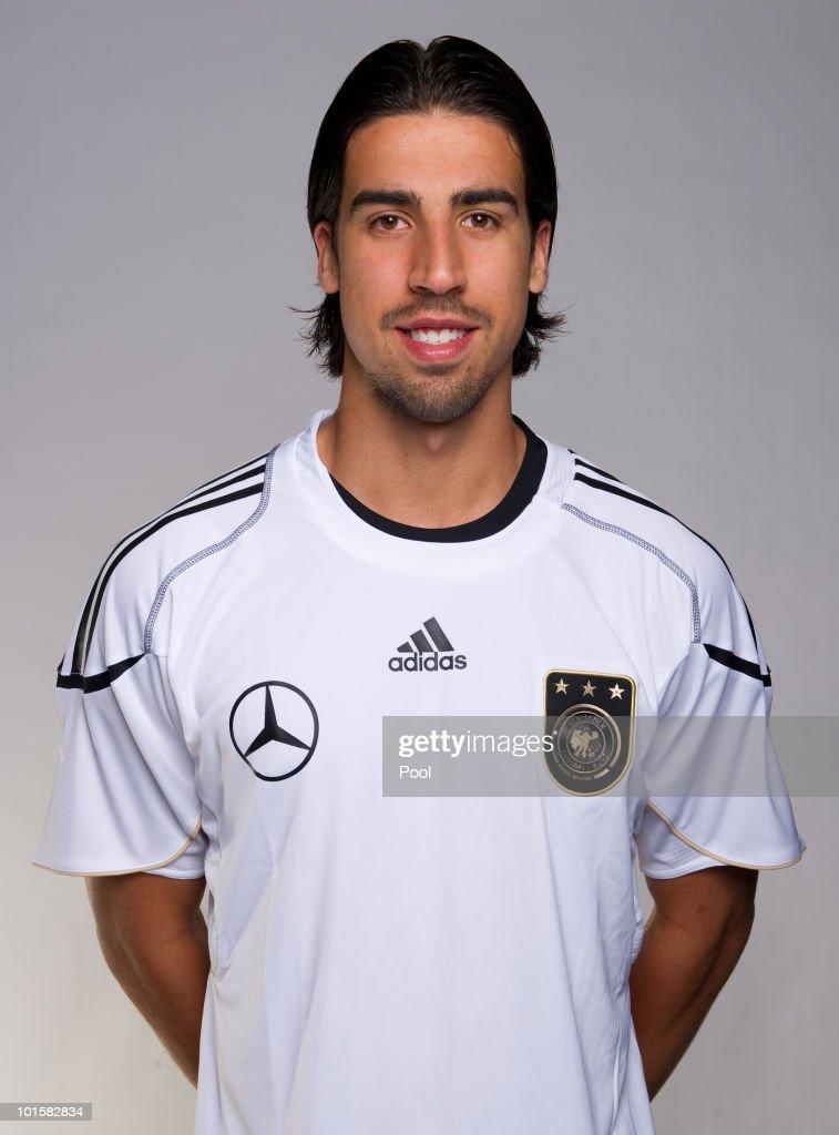 German National Team Photocall