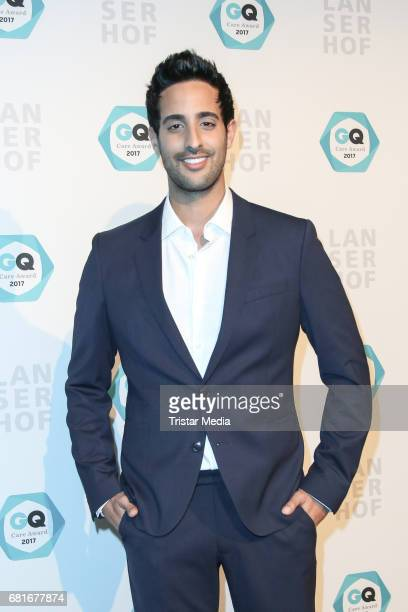 Sami Slimani attends the GQ Care Award at on May 10 2017 in Berlin Germany