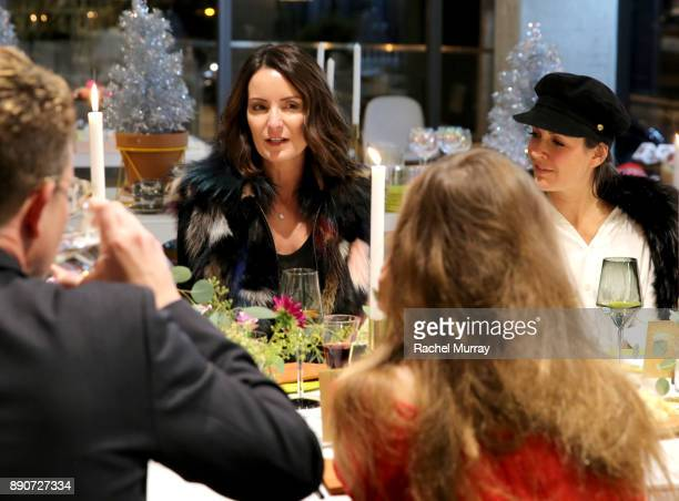 Samie Barr at the Domino Outpost CB2 Influencer Dinner at Fred Segal on December 11 2017 in Los Angeles California