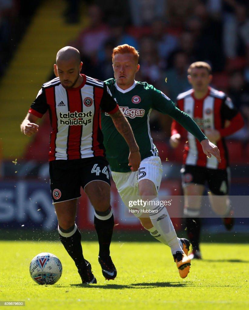 Sheffield United v Brentford - Sky Bet Championship