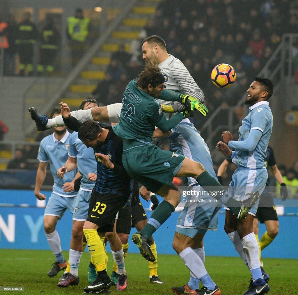 FC Internazionale v SS Lazio TIM Cup s and