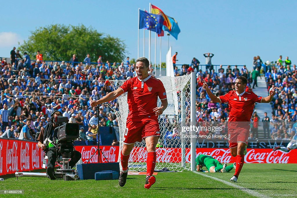 CD Leganes v Sevilla FC - La Liga : News Photo