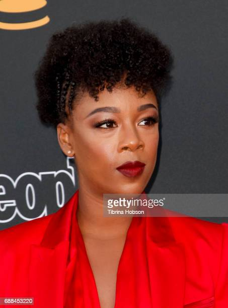 Samira Wiley attends the 38th College Television Awards at Wolf Theatre on May 24 2017 in North Hollywood California