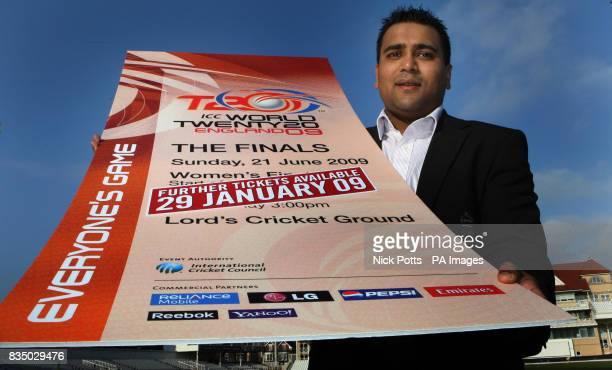 Samit Patel during the photo call at Trent Bridge Nottingham