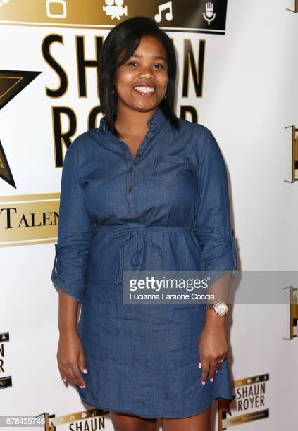 Samiyah Davis attends Gente Unidos concert for Hurricane Relief in Puerto Rico at Whisky a Go Go on November 19 2017 in West Hollywood California