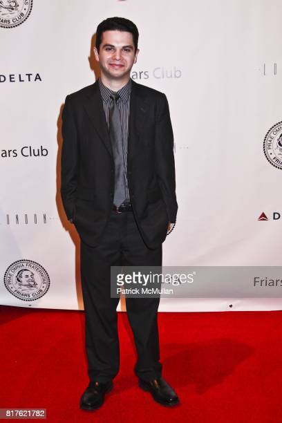 Samm Levine attends THE NEW YORK FRIARS CLUB ROAST OF QUENTIN TARANTINO at Friars Club on December 1 2010 in New York City