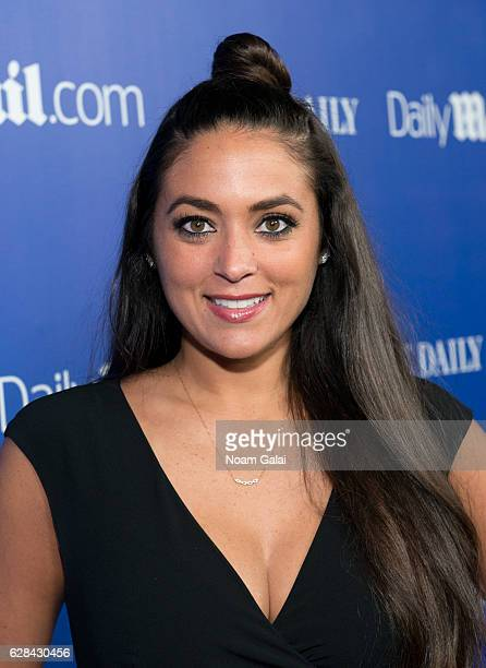 Sammi Giancola attends the DailyMailcom and Elite Daily holiday party at Vandal on December 7 2016 in New York City