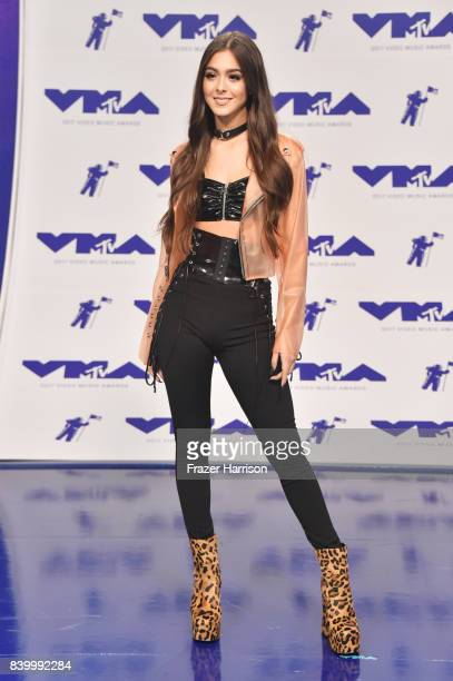 Sammi Sanchez attends the 2017 MTV Video Music Awards at The Forum on August 27 2017 in Inglewood California