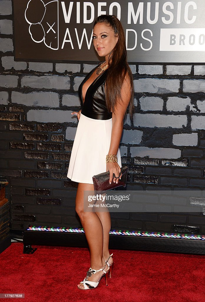 Sammi 'Sweetheart' Giancola attends the 2013 MTV Video Music Awards at the Barclays Center on August 25, 2013 in the Brooklyn borough of New York City.