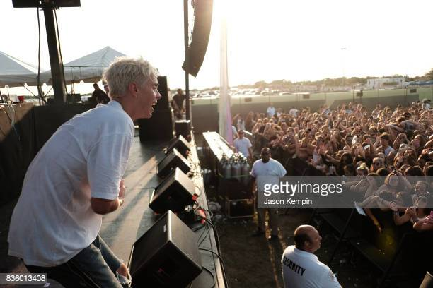 Sammy Adams performs during Day Two of 2017 Billboard Hot 100 Festival at Northwell Health at Jones Beach Theater on August 20 2017 in Wantagh City