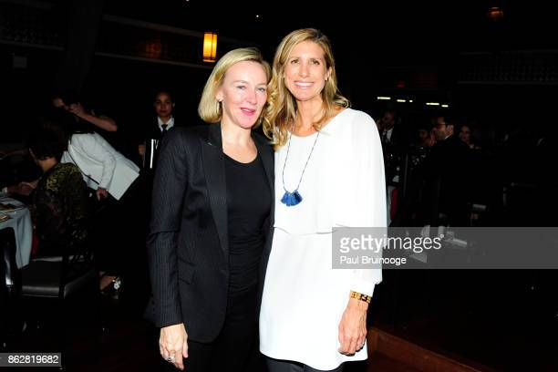 Sammy Chadwick and Chiara Mai attends the Children's Rights Inspiration Awards Benefit Hosted by Jordan Roth at The Lighthouse at Chelsea Piers on...