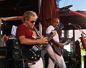 Sammy HagarCommemorates The Launch Of Sammy Beach Bar...