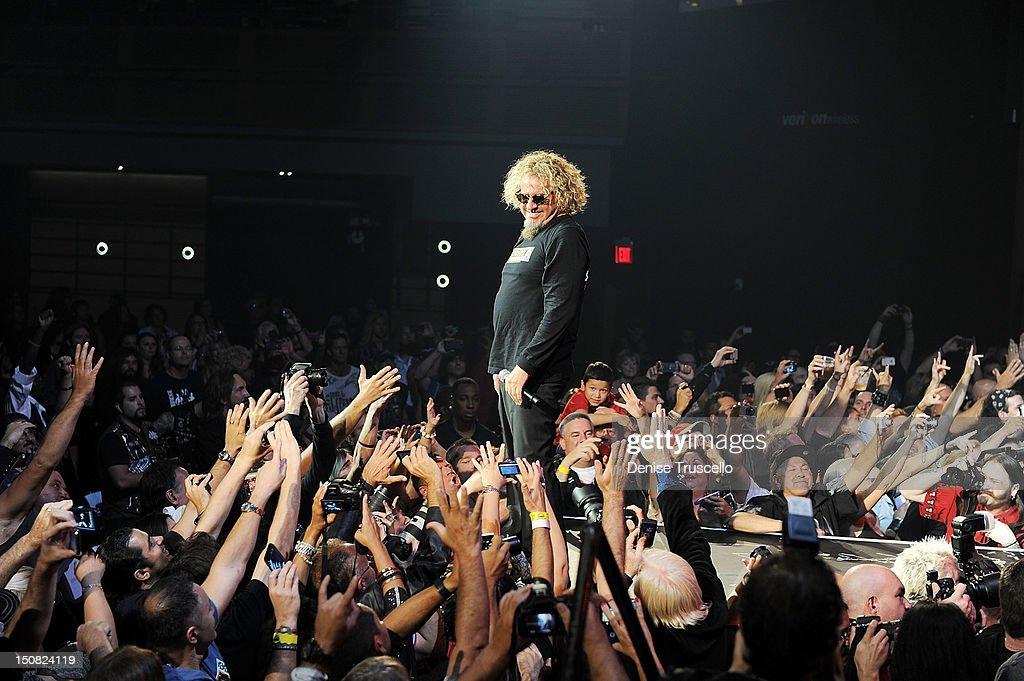 Vegas Rocks! Magazine Music Awards 2012 - Backstage And Audience