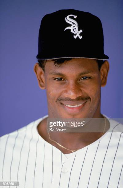 chicago white sox sammy sosa stock photos and pictures