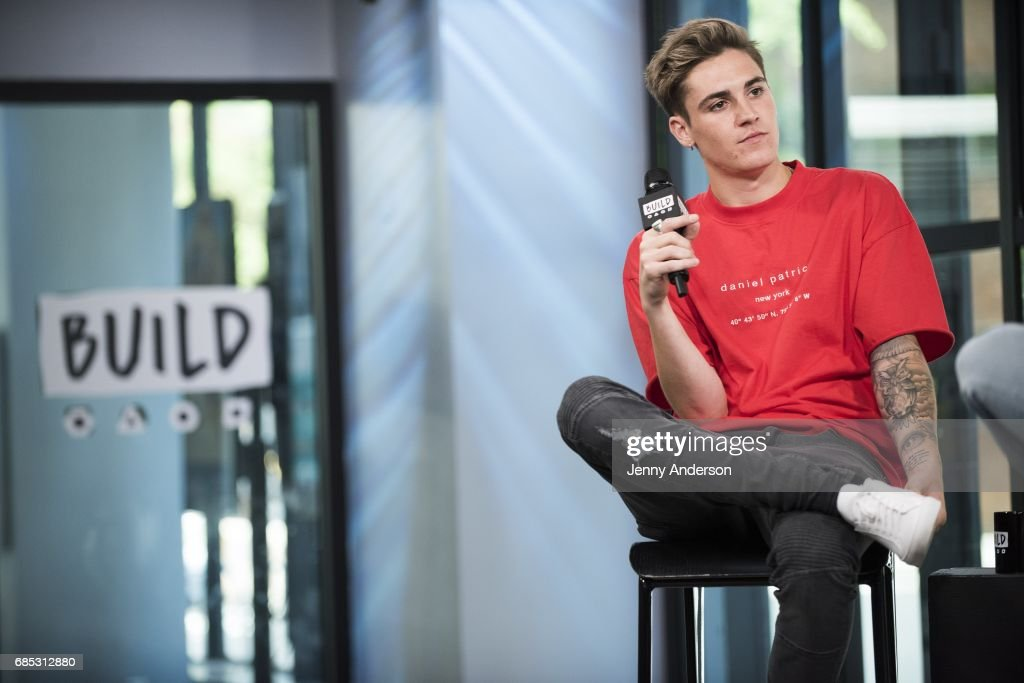 Sammy Wilk attends AOL Build Series at Build Studio on May 19, 2017 in New York City.
