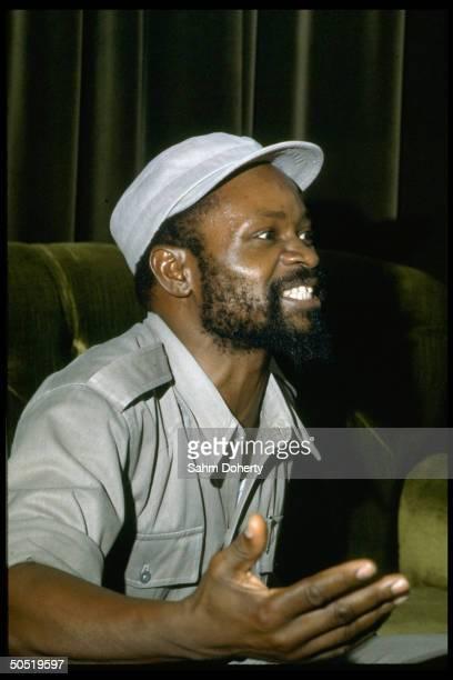 Samora Machel Mozambique's founding President