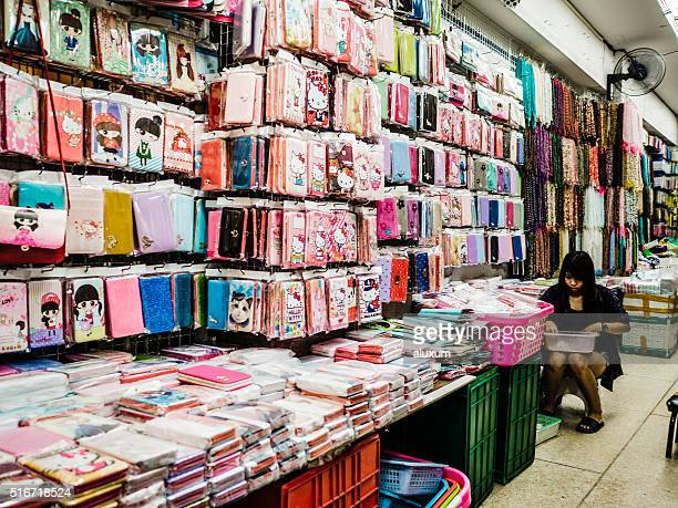 Sampeng marché de Bangkok
