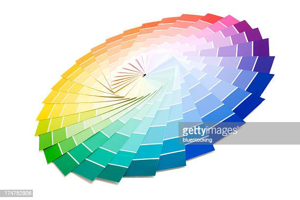 Sample Paint Color Palette