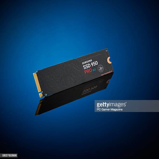 A Samsung 950 Pro M2 solidstate drive taken on January 12 2016