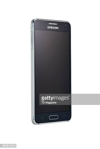 A Samsung Galaxy Alpha smartphone taken on November 28 2014